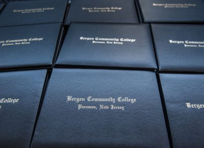 The Most Unique Commencement in Bergen History
